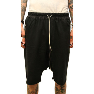 Fear of God drop crotch Cotton short: $395                           Buy it now- http://goo.gl/P0D5bt