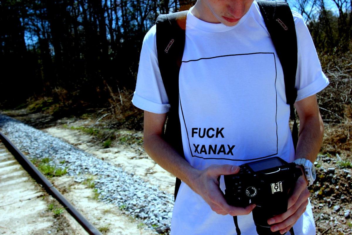 "Tre' Bravo: ""Fuck Xanax"""