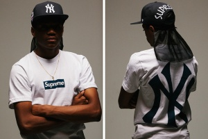 Supreme X Yankees Baseball cap: $100+(resale value)        Buy it now- http://goo.gl/wyIIWZ