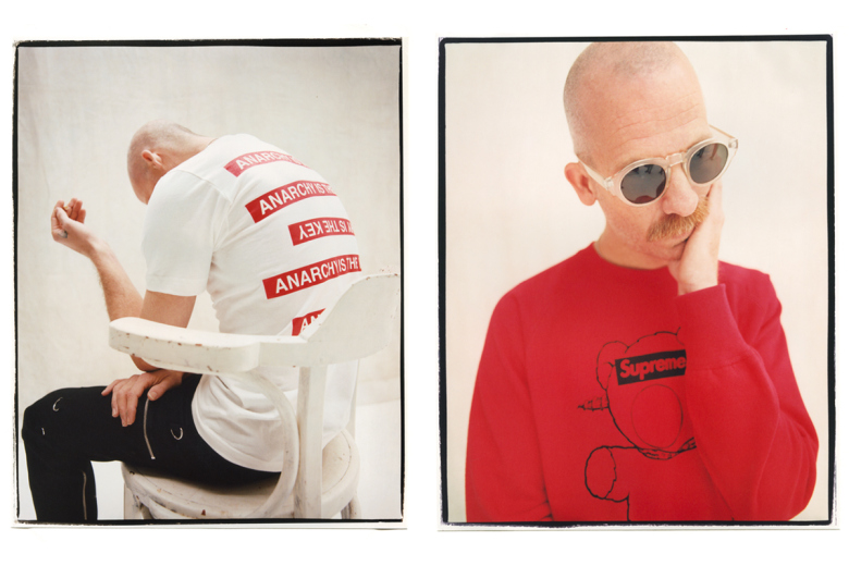 Supreme x Undercover editorial by SENSE