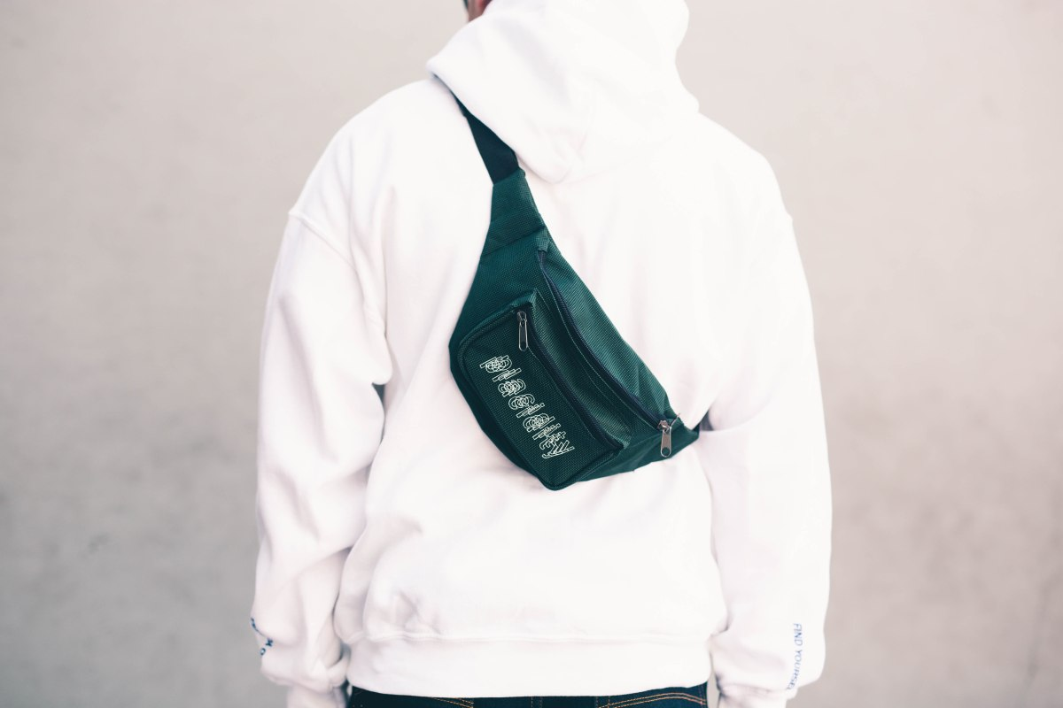PLACIDITY CLOTHING shows us how to make Fanny Packs cool