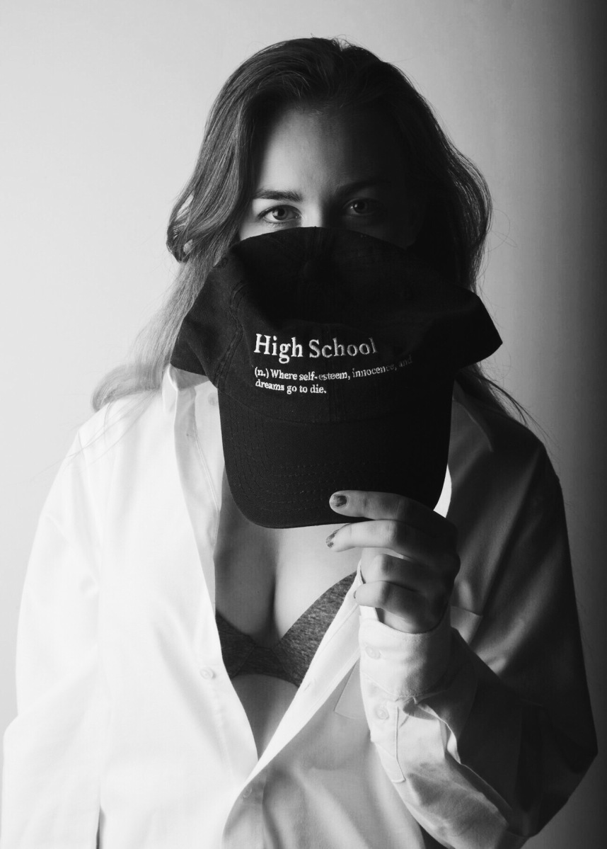 High School: Where self-esteem, innocence and dreams go to die