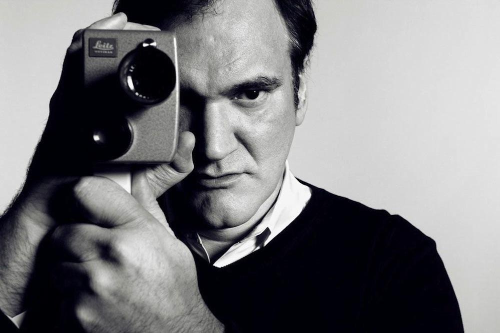 Quentin Tarantino (via Black Film)