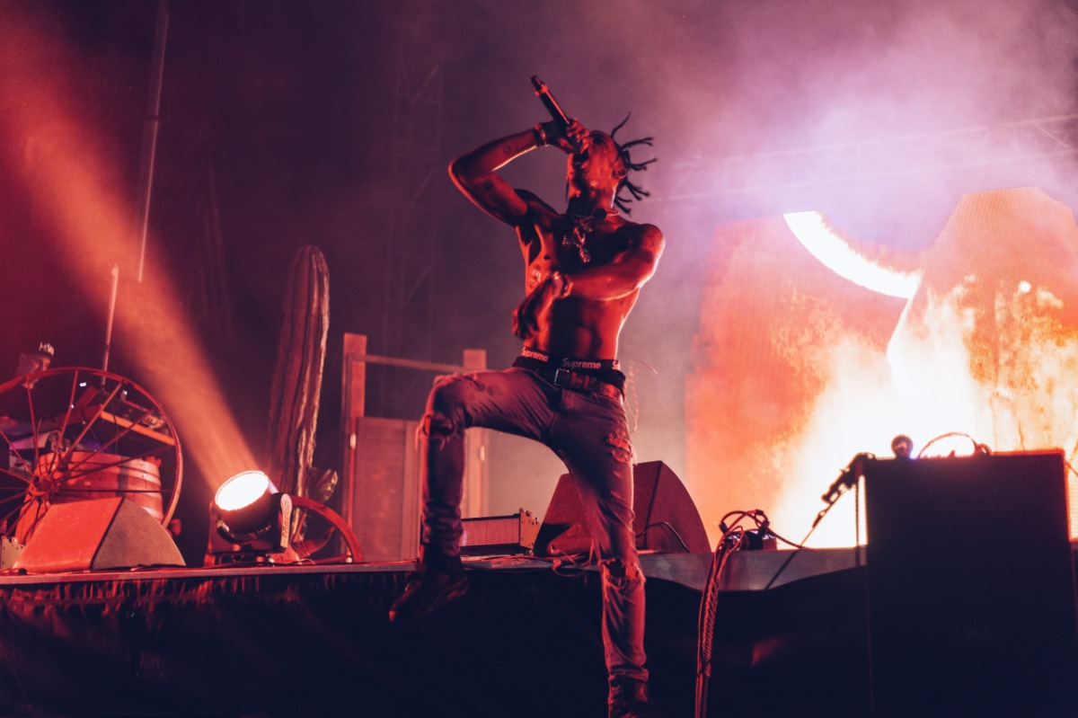 Days After Rodeo: Travis Scott Releases Two Brand New Tracks