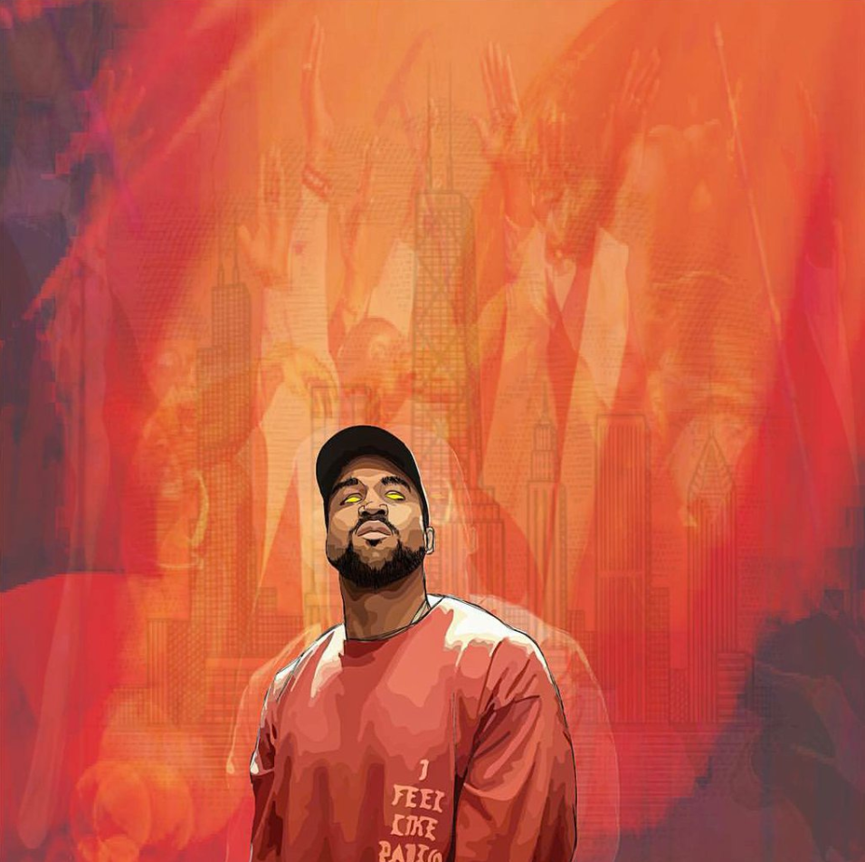 Kanye West / by Jeremy Thomas