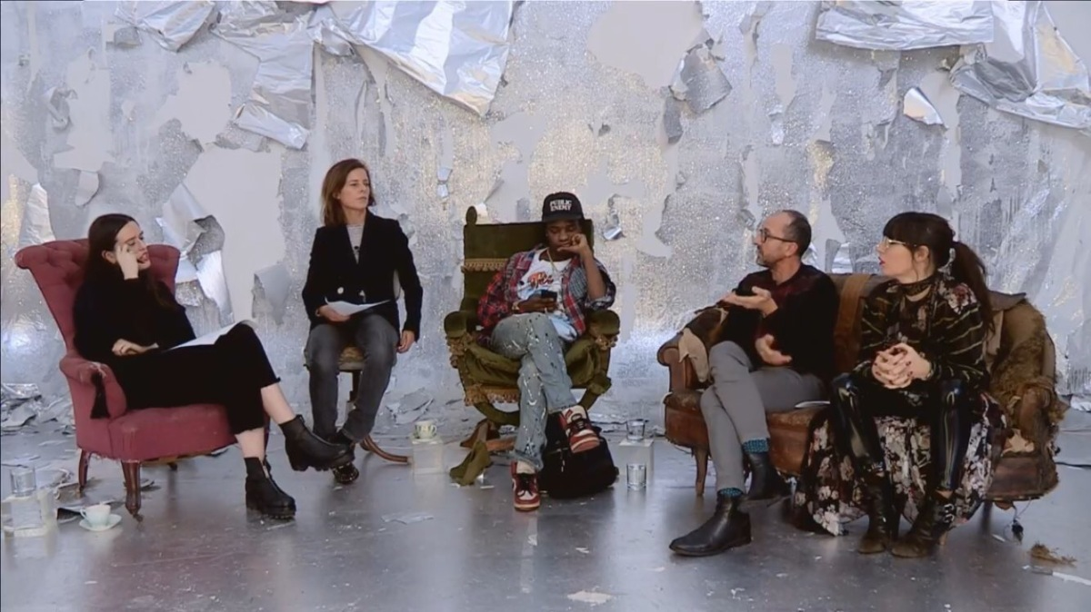 Watch Ian Connor speak on the state of fashion, creative freedom, and Raf Simons on the SHOWstudio Panel
