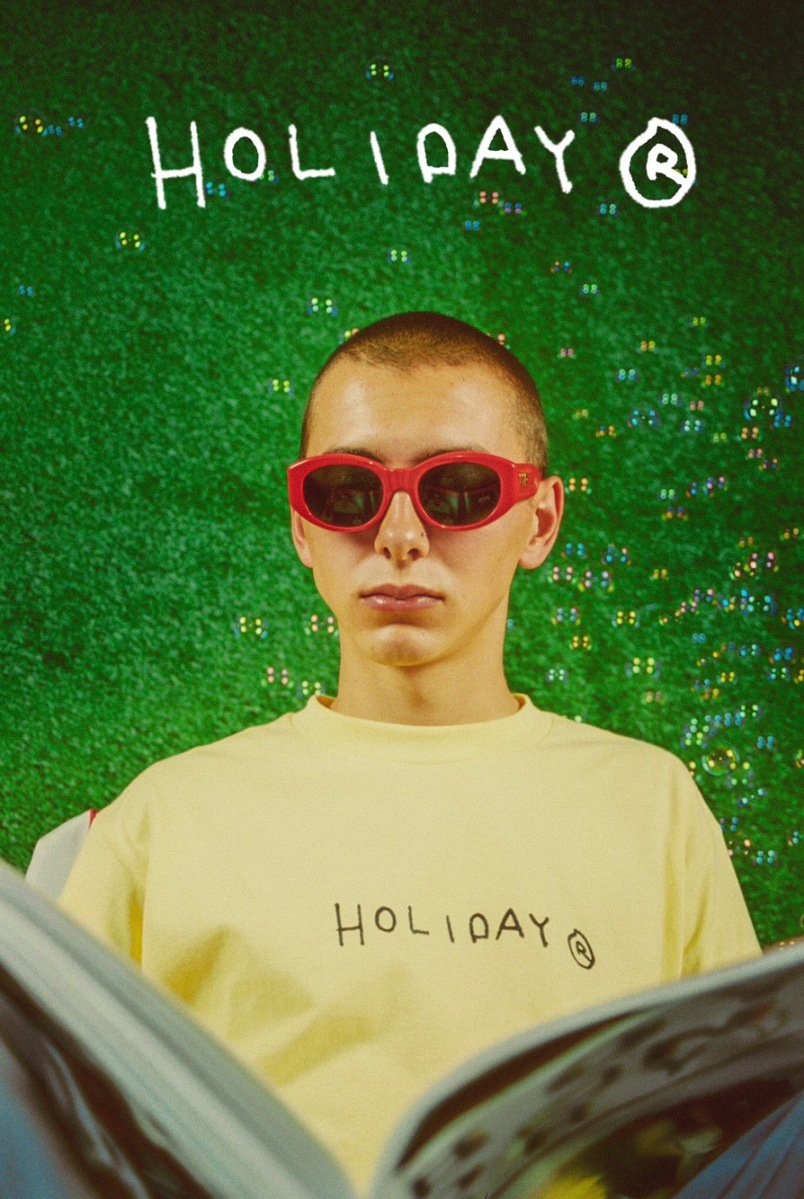 Holiday releases colorful second collection
