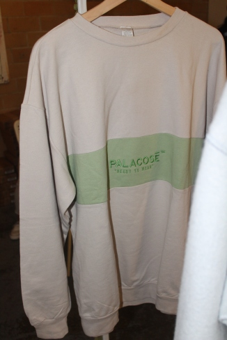 Sweater from capsule