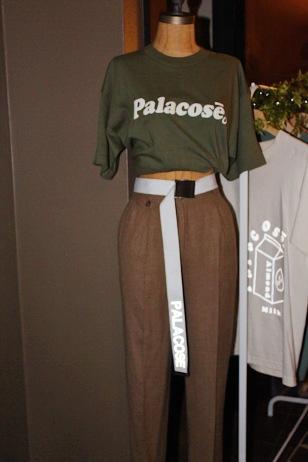 Palacose set up at Indigo Art Festival in Houston